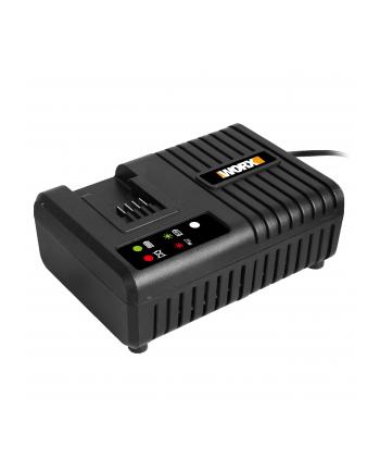Ładowarka do akumulatorów WORX WA3867 (Li-Ion)