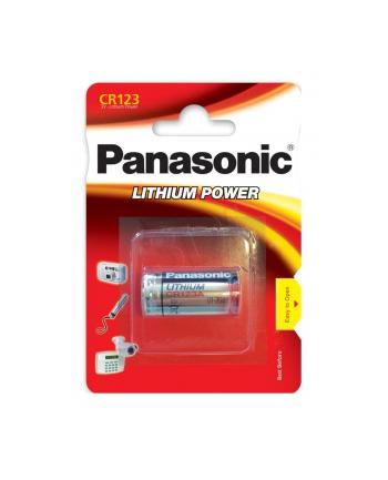 Bateria litowe Panasonic CR-123AL/1BP