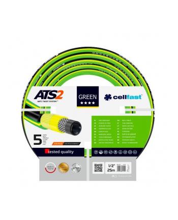 Wąż ogrodowy CELLFAST Green ATS2 15-100 (125 mm; 25000 mm)