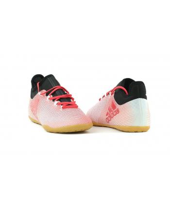 Buty treningowa Adidas X Tango 173 In CP9140 (męskie; 44 2/3; kolor czerwony)