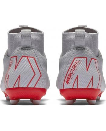 Buty piłkarska juniorska Nike Jr Mercurial Superfly 6 Academy Gs Mg AH7337-060 (uniwersalne; 33; kolor szary)