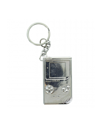 Brelok Metalowe Paladone Game Boy 3D