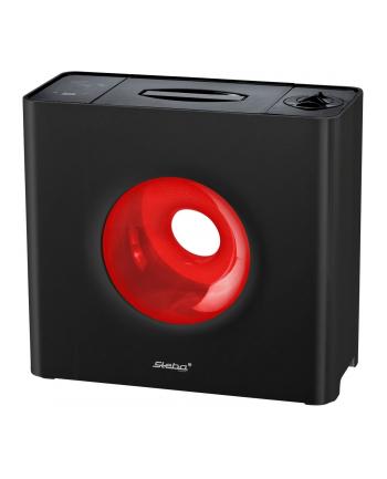 Nawilżacz i oczyszczacz ultradźwiękowy powietrza Steba LB 10 (105W; kolor czarny)