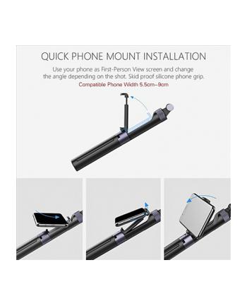 Uchwyt do kamery PGYTECH Statyw PGYTECH do DJI Osmo Pocket i kamer sportowych P-GM-104
