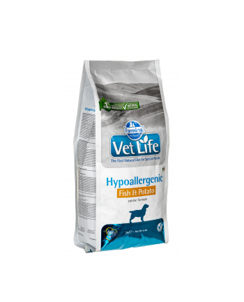 Farmina Vet Life Hypoallergic Fish&Potato DOG 2kg