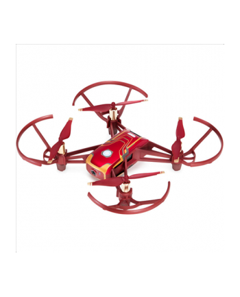 Dron Ryze Technology Iron Man Edition CPTL0000000201 (kolor czerwony)