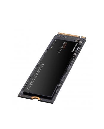 Dysk WD Black SN750 WDS250G3X0C (250 GB ; M2; PCI-E)