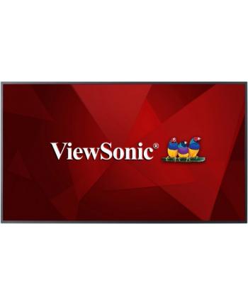 Monitor VIEWSONIC CDE6510 (65 ; LCD TFT; 4K 3840x2160; DisplayPort  HDMI x4; kolor czarny)