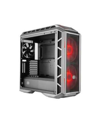 Obudowa Cooler Master Mastercase H500P Mesh Phantom MCM-H500P-MGNN-ASR (ATX  Extended ATX  Micro ATX  Mini ITX; kolor srebrny)
