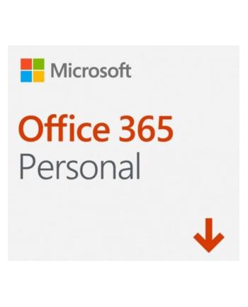 microsoft (oem) Microsoft Office 365 Personal (1 stan; 12 miesięcy; Wersja cyfrowa; Domowa; Polska)