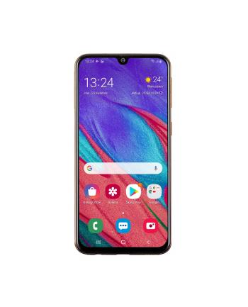 samsung electronics polska Samsung Galaxy A40  A405F DualSIM 64GB Coral/Orange