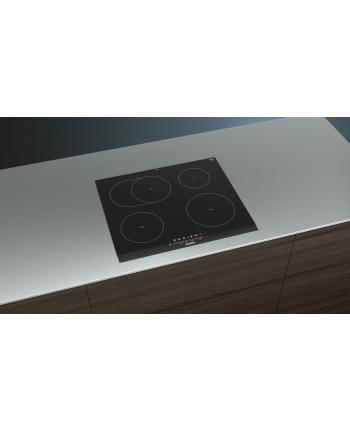 Płyta indukcyjna Siemens EH 675FFC1E (4 pola grzejne; kolor czarny)