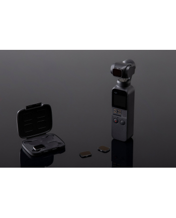Zestaw filtrów uniwersalny do kamer Osmo DJI Osmo Pocket Part 7 ND