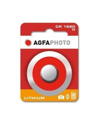 Bateria guzikowe Agfa CR1620 70118 (x 1)