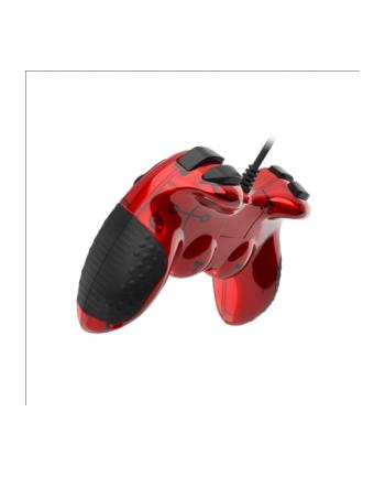 Gamepad NATEC Genesis Mangan 200 NJG-1425 (PC; kolor czerwony)