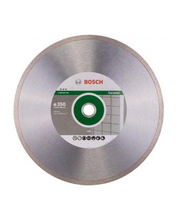 Tarcza diamentowa BOSCH Ceramic 2608602640 (Stal diamentowa; 350 mm)