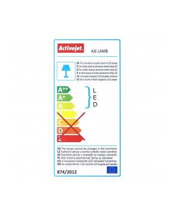 Lampka biurkowa Activejet AJE-LAMB Blue (Biały zimny)