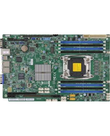 Płyta główna Supermicro MBD-X10SRW-F-O (LGA 2011; 8x DDR4 DIMM  DDR4 ECC  DDR4 LRDIMM  DDR4 RDIMM; WIO)