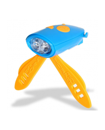 Hornit - lampka z imitatorem 25 dźwieków blue orange