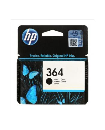 hewlett-packard Tusz HP CB316EE (oryginał HP364 HP 364; czarny)