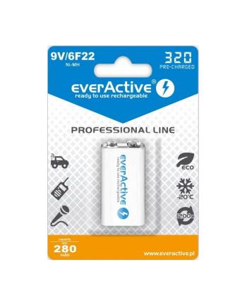 Zestaw akumulatorków everActive EVHRL22-320 (320 mah ; Ni-MH)
