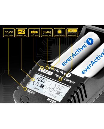 Ładowarka everActive LC2100 (Brak danych)