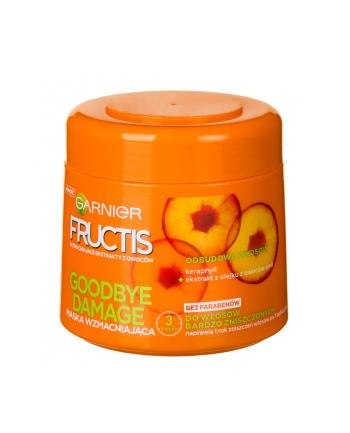 Maska do włosów Garnier Fructis Goodbye Damage (Dla kobiet; 300 ml)