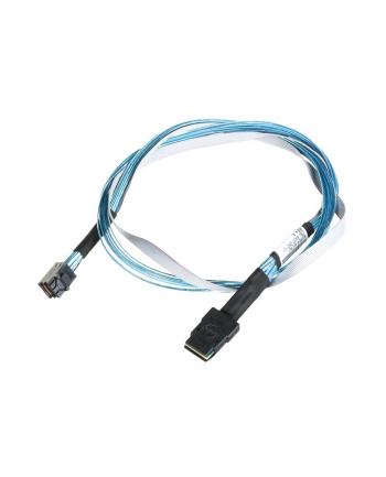 Kabel Supermicro CBL-SAST-0507-01 (Mini SAS SFF-8087 M - Mini SAS SFF-8643 M; 0 8m)