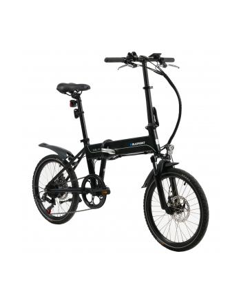 Rower elektryczny Blaupunkt Carl Carl 290 (20 ; 60 km; 7 biegów; kolor czarny)