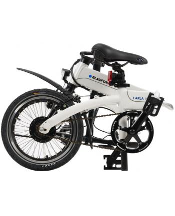 Rower elektryczny Blaupunkt Carla Carla 190 (Uniwersalny; 16 ; 60 km; 5 biegów; kolor biały)