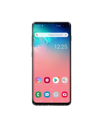 Smartfon Samsung Galaxy S10+ (6 4 ; 3040x1440; 128GB; 8GB; DualSIM Prism White)
