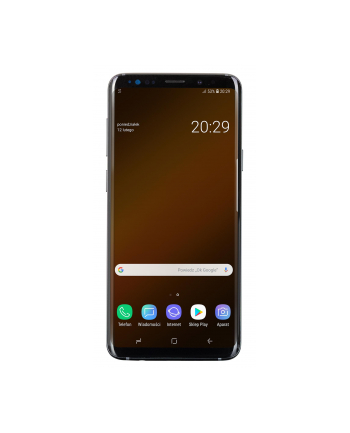 samsung electronics polska Smartfon Samsung Galaxy S9+ (6 2 ; 2960x1440; 256GB; 6GB; DualSIM Titanium Grey)