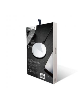Ładowarka indukcyjna do smartfona Baseus CCALL-JK02 (iPhone/iPad Lightning; kolor biały)