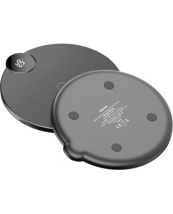 Ładowarka indukcyjna do smartfona Baseus WXSX-01 (iPhone/iPad Lightning; kolor czarny)