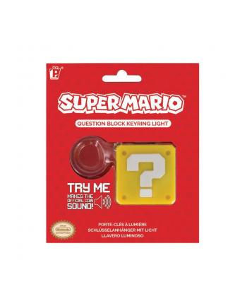 Paladone Brelok Super Mario Question Block