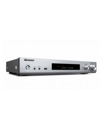 pioneer Amplituner kina domowego VSX-S520 srebrny