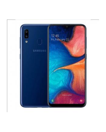 samsung electronics polska Samsung Galaxy A20e 32GB Dual SIM Blue (A202)