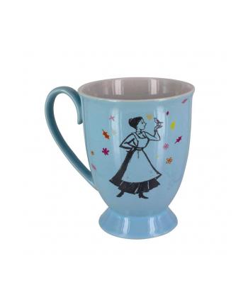 Kubek Paladone Mary Poppins (250 ml; kolor niebieski)