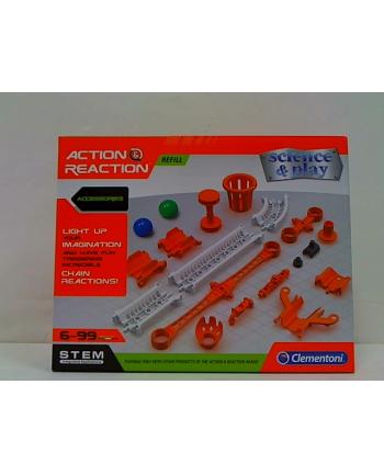 Clementoni Akcja - Reakcja Akcesoria 19118