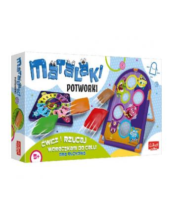 Matalaki - Potworki, gra ruchowa Trefl Active