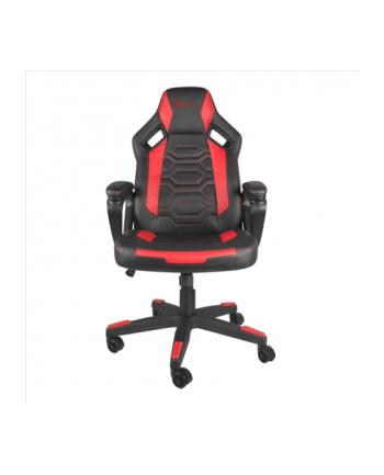 natec Fotel dla graczy Genesis 370 czarno-czerwony