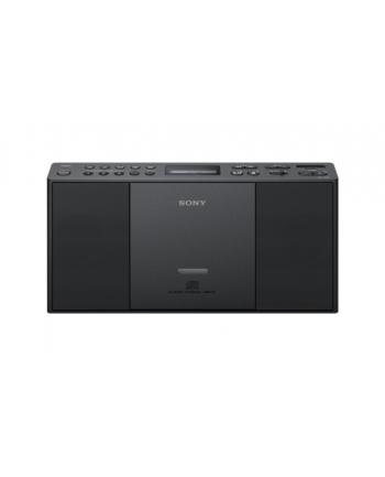 Sony ZS-PE60 - Ghetto Blaster - 2.2 V - black (ZSPE60B.CED)