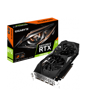 gigabyte Karta graficzna GeForce RTX 2060 SUPER WF OC 8GB