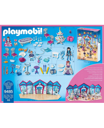 PLAYMOBIL 9485 Advent Calendar - Christmas Ball - 9485