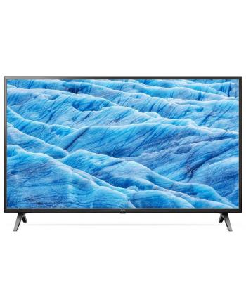 LG 43UM7100PLB 43'' (109cm) 4K Ultra HD TV, Silver