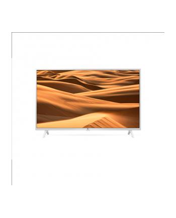 LG 43UM7390PLC 43'' (109cm) 4K Ultra HD TV, White