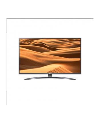 LG 43UM7400PLB 43'' (109cm) 4K Ultra HD TV, Silver