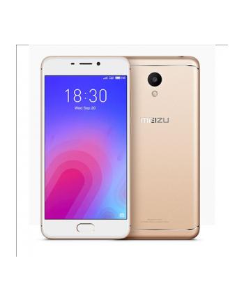 Meizu M6 (Gold) Dual SIM 5.2'' IPS LCD 720x1280/1.5GHzx1.0GHz/32GB/3GB/Android 7.0/Nano SIM/microUSB,WiFi,4G,BT