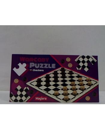 magiera rafał Warcaby Puzzle MAGIERA
