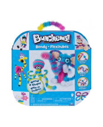 Bunchems Zginaki 6046471 p4 Spin Master